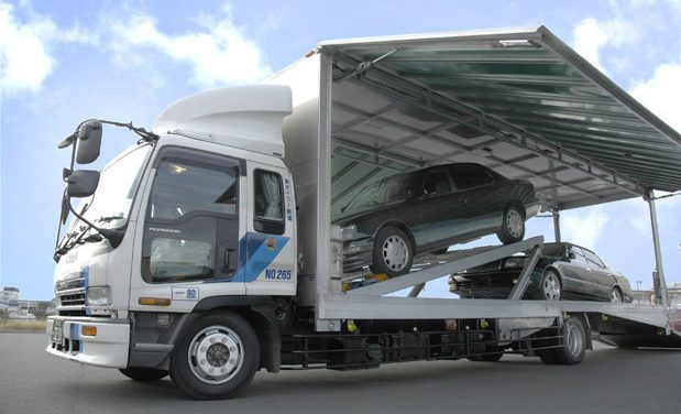 Shipping your car abroad