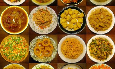 The top 10 most popular dishes from around the world