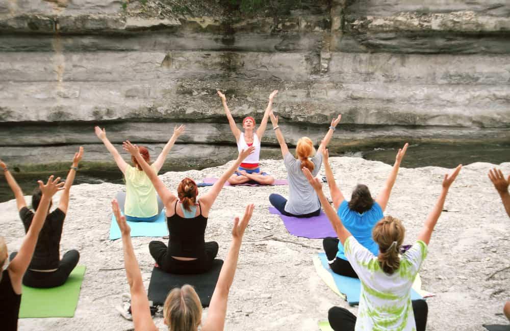 adult evening yoga classes