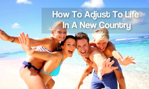 Dealing With Your First Few Months in A New Country