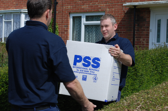 International Removals – The Easy Way