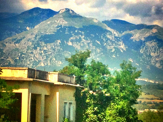 In love with Abruzzo!