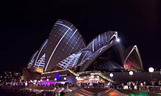A restaurant tour of Sydney