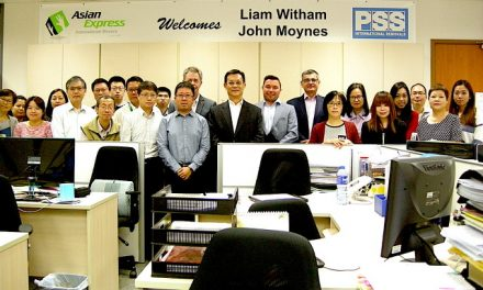 PSS International Removals and Asian Express Announce New Partnership