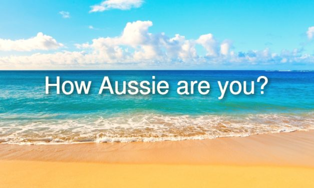 Take the fun PSS Alternative Australian Citizenship Test for Australia Day