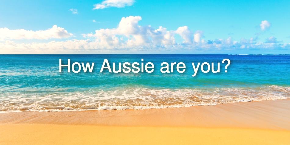 Take the fun PSS Alternative Australian Citizenship Test for Australia Day