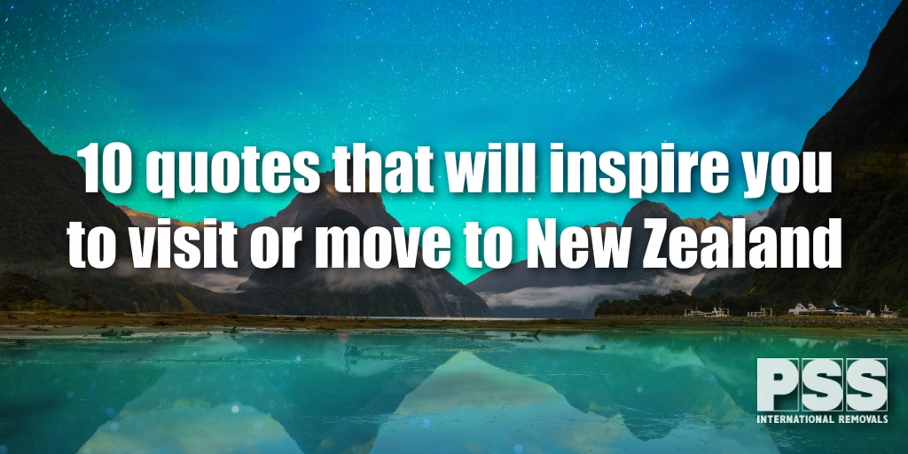 What do these celebrities say about New Zealand?