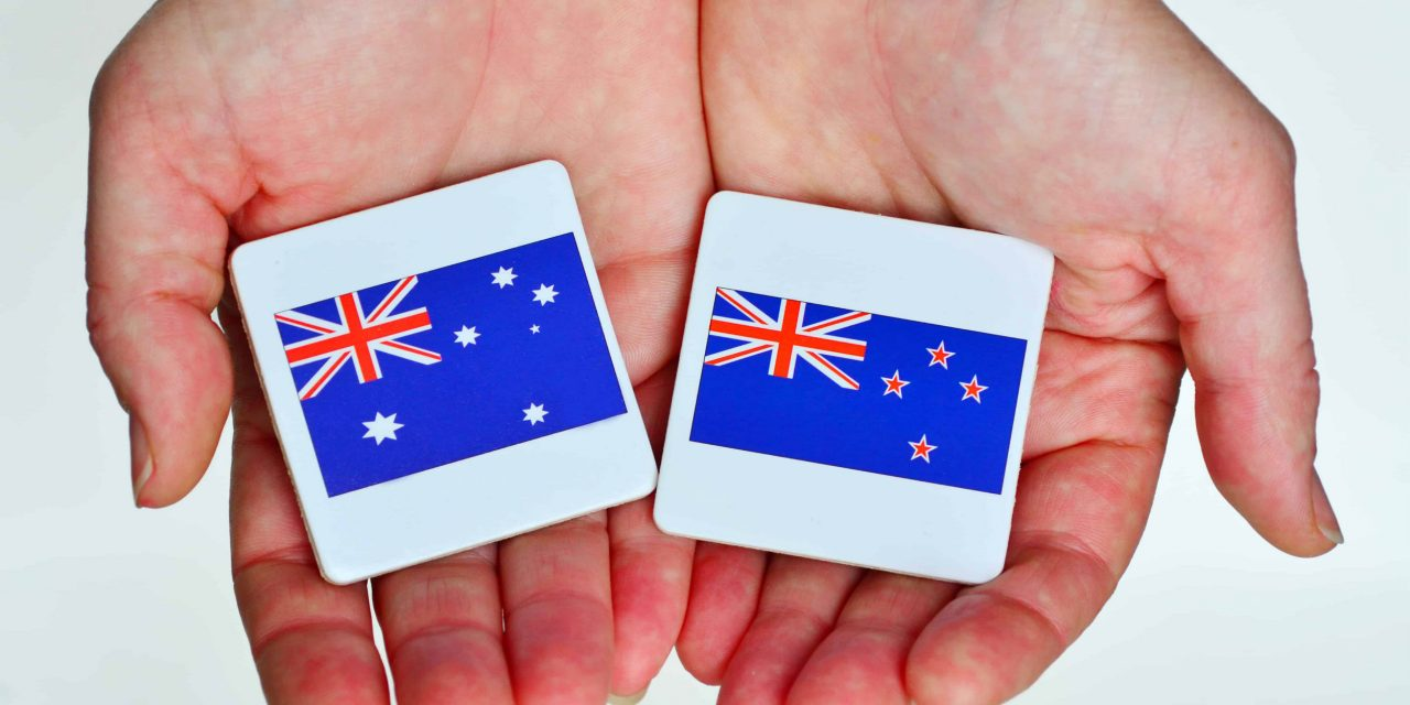 Strength of sterling provides a good opportunity for those transferring money to Australia and New Zealand