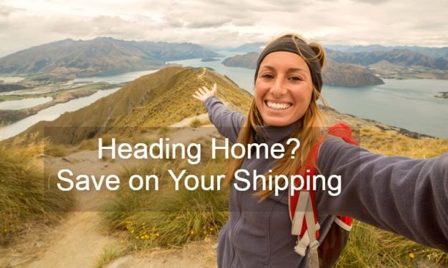 Special Shipping Offer for Kiwis & Aussies shipping home – new package deals!
