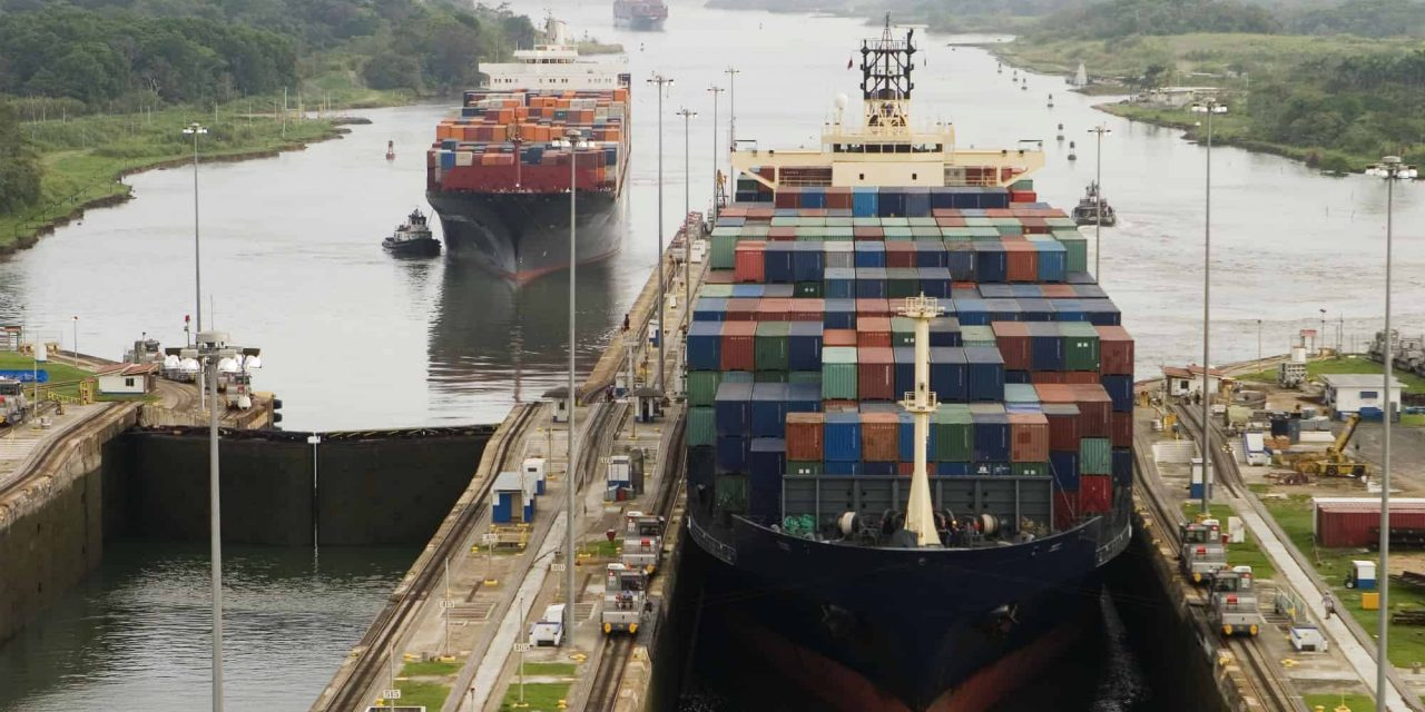 The Fascinating Story Behind the Panama Canal Including a Time Lapse Video