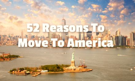 52 Great Reasons to Move to America