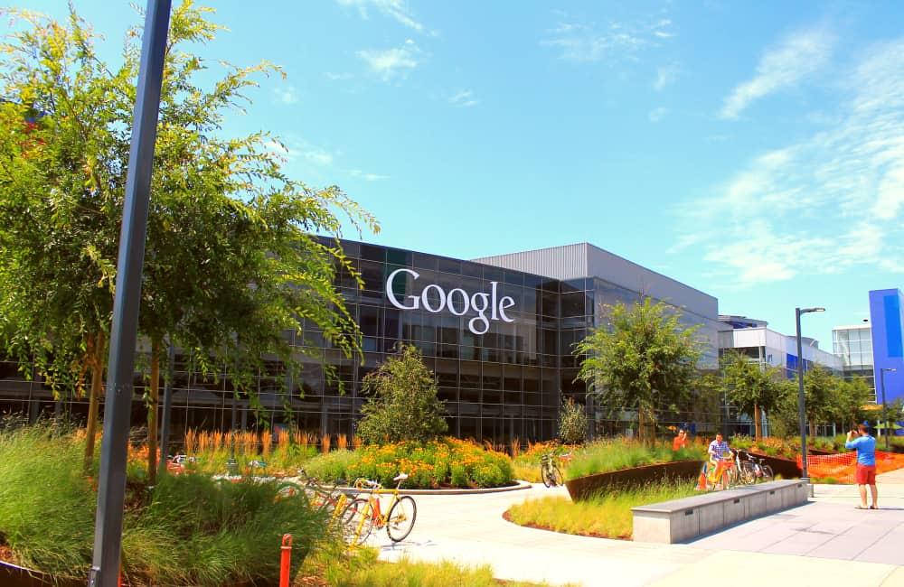 Google headquarters tech company