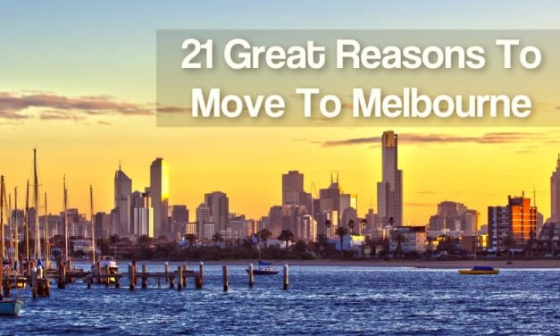 21 Great Reasons To Move To Melbourne, Australia