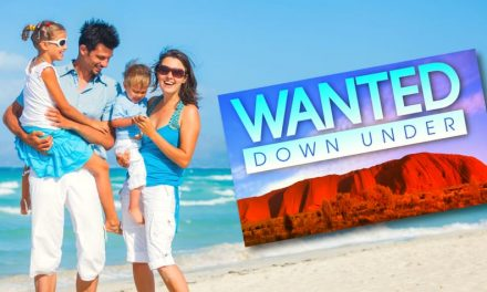 How To Get On Wanted Down Under