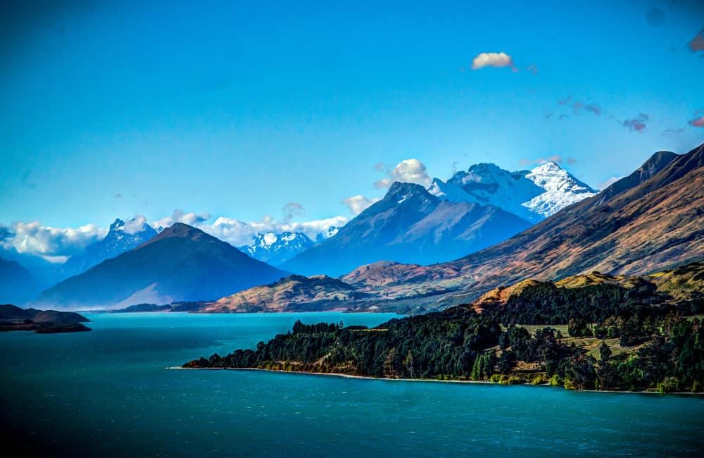 Million Dollar View, New Zealand