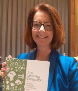 Julia Gillard renounced British nationality to become Australia PM