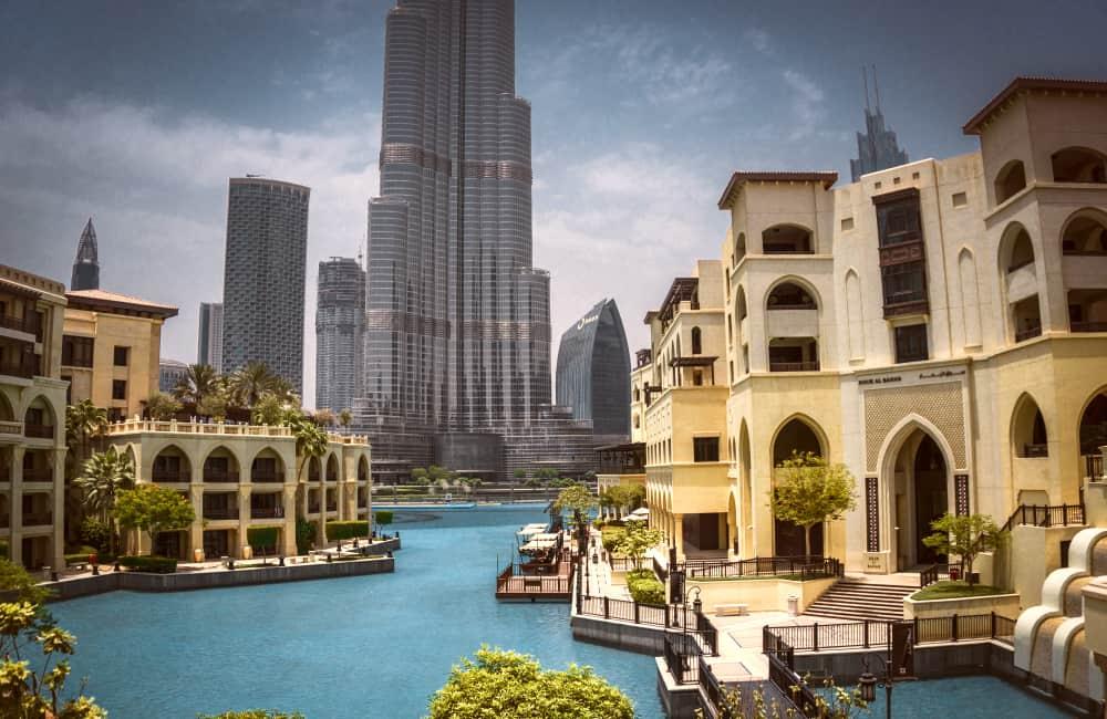 Dubai Burj Khalif