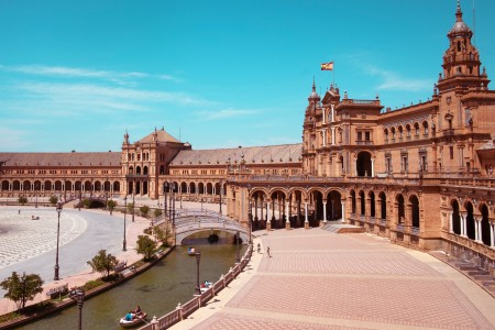 municipal government Seville Spain