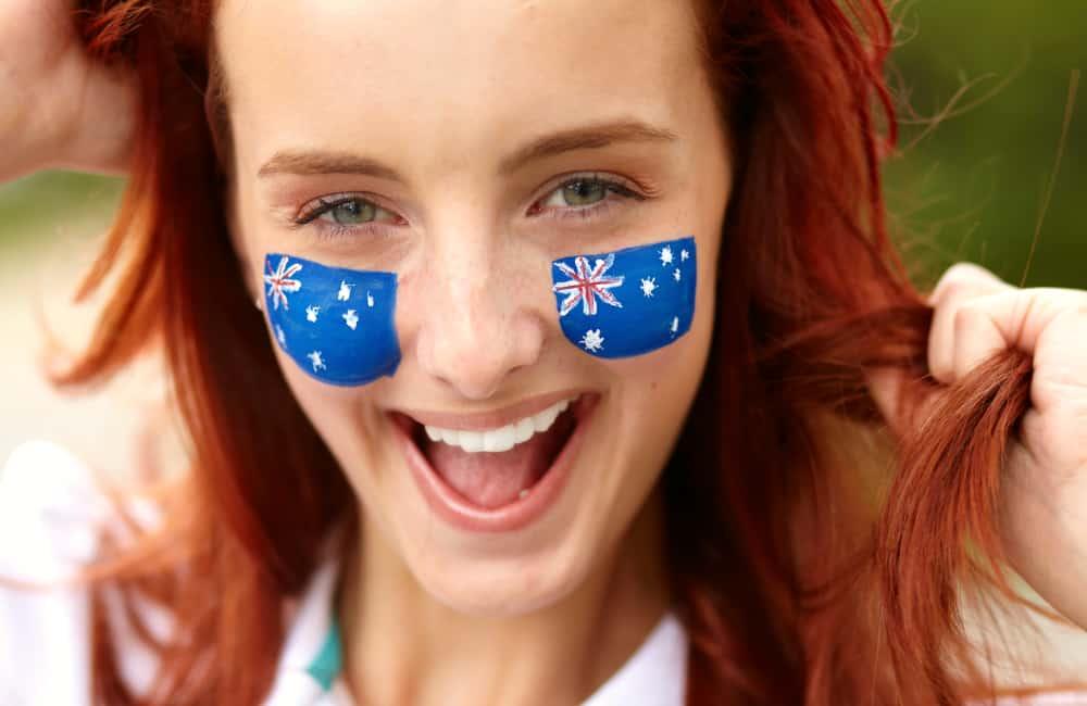 Australians love sport