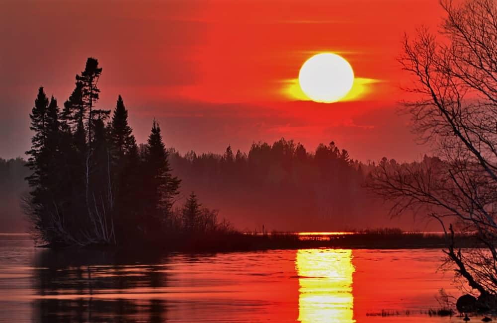 Canada sunshine