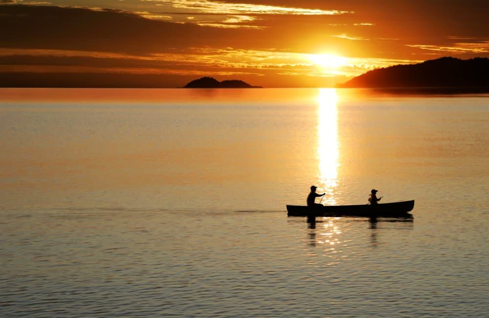 Great Lakes Canoe