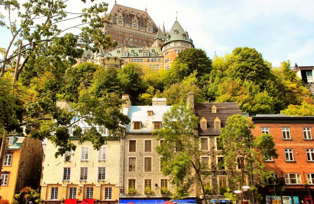beautiful French Quebec