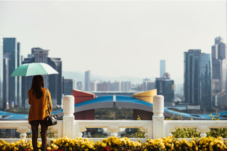 expat business in Shenzhen China