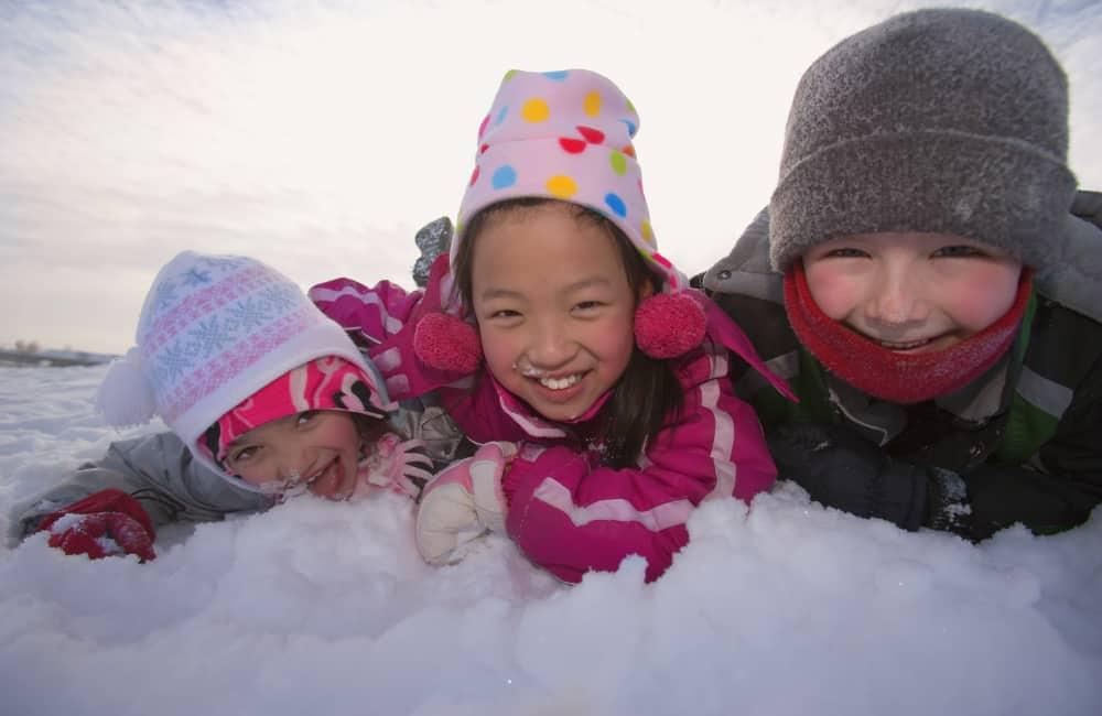 multi-cultural children canada
