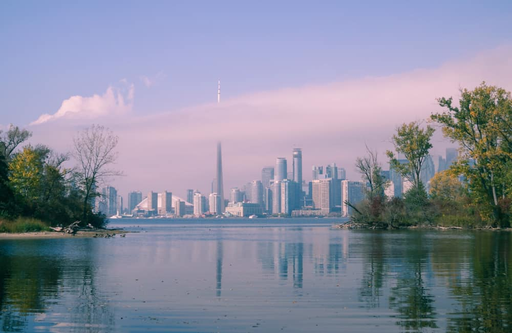 why move to toronto canada
