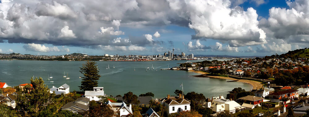 Auckland north island property