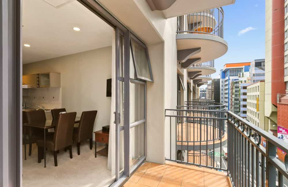 Wellington City Centre Apartment