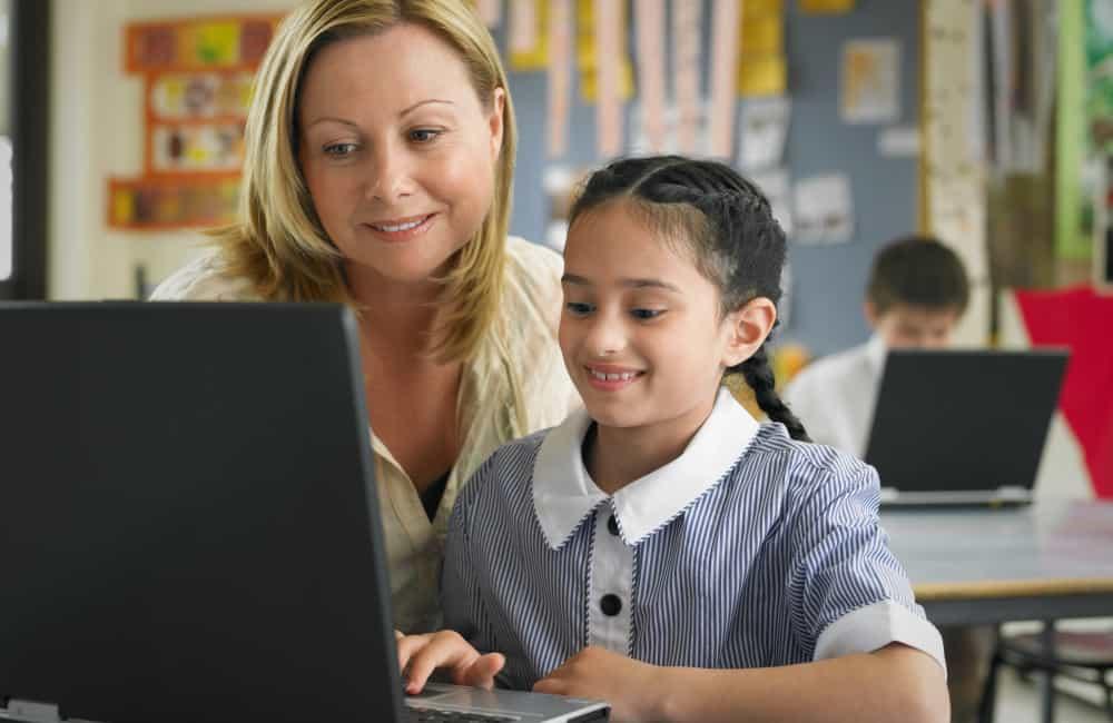 Australia school computer lessons