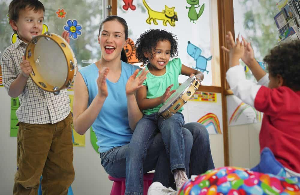 pre-school education Australia