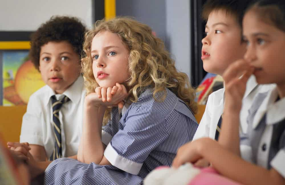 school children in australia