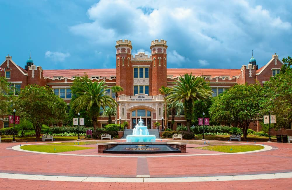 Florida University education building