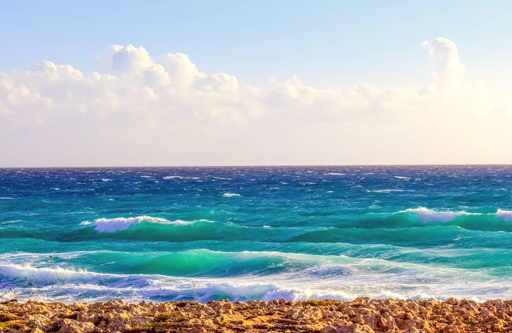 rocky-coast Cyprus