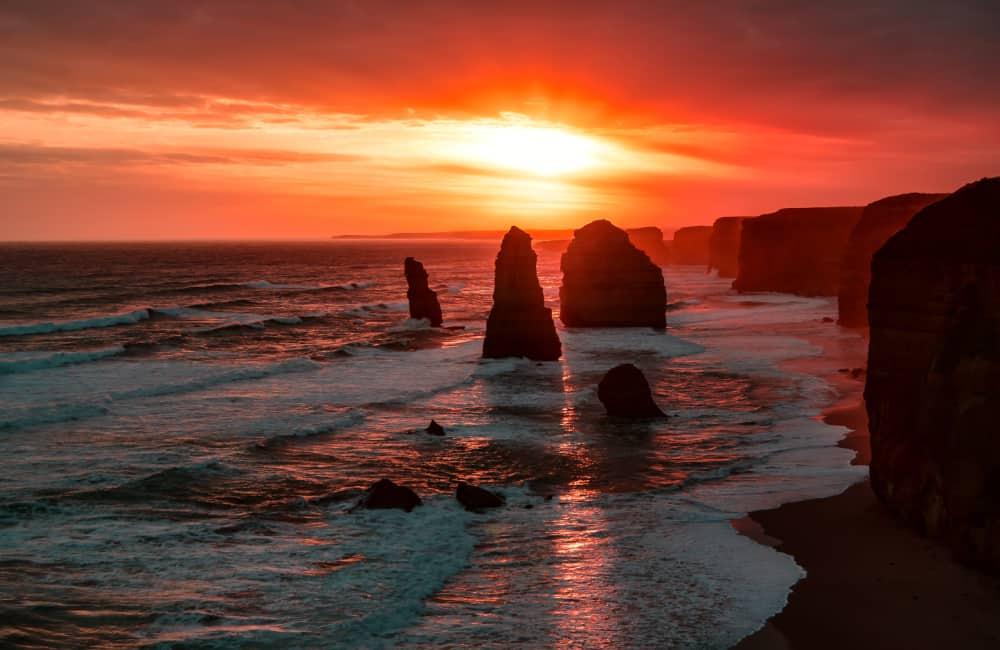 Australia coast