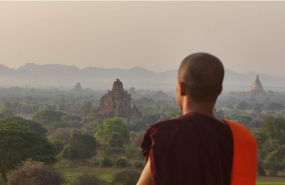 Best cities Bagan Myanmar