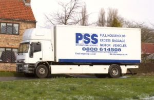 PSS International Removals EUROMOVERS