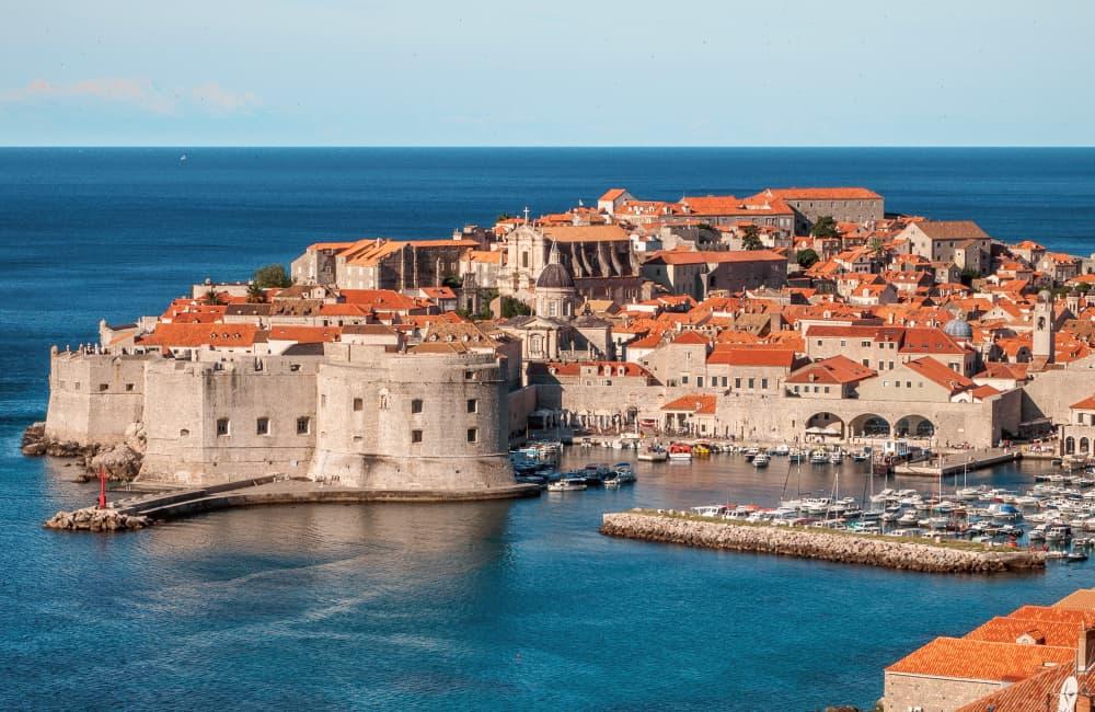 best cities Dubrovnik Croatia