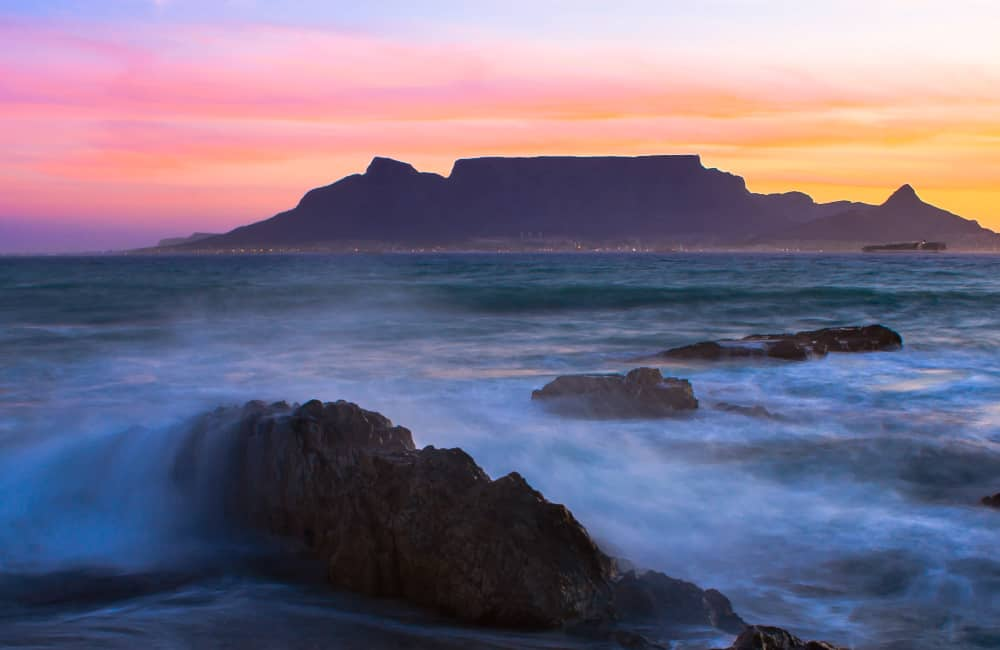 best cities cape town south africa
