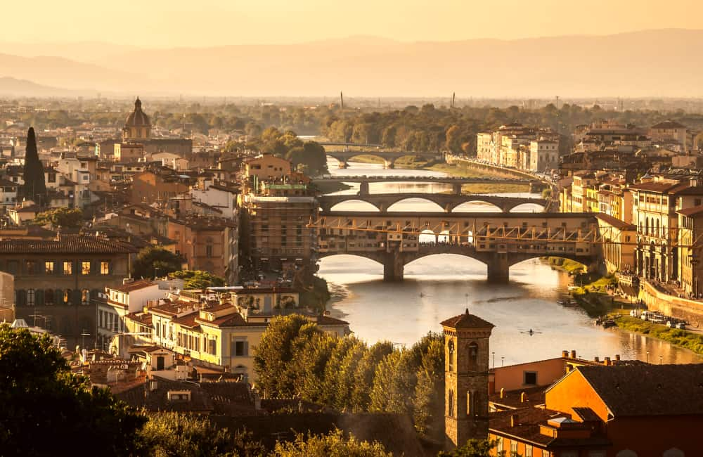 best cities florence italy