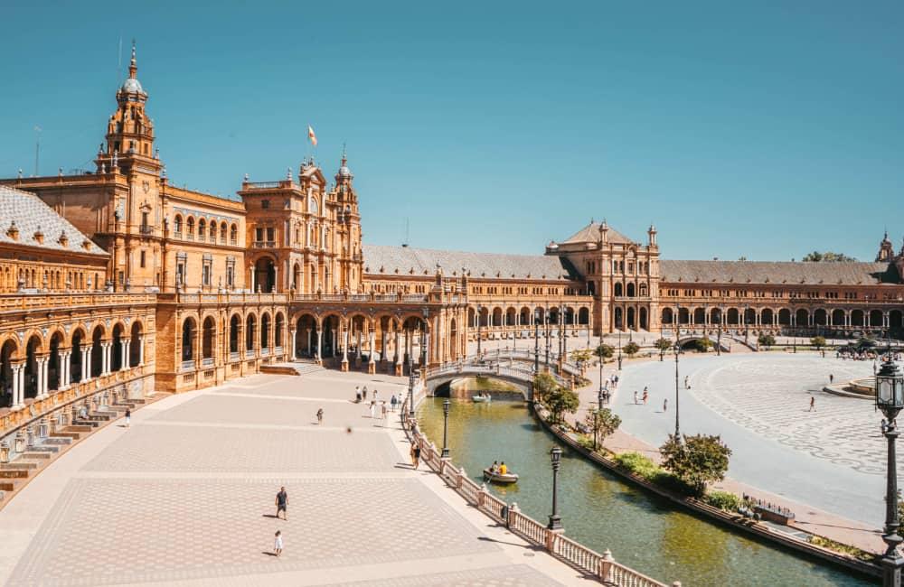 best cities seville spain