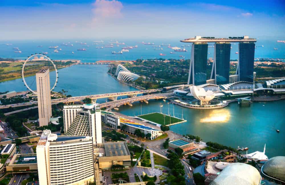 best cities singapore