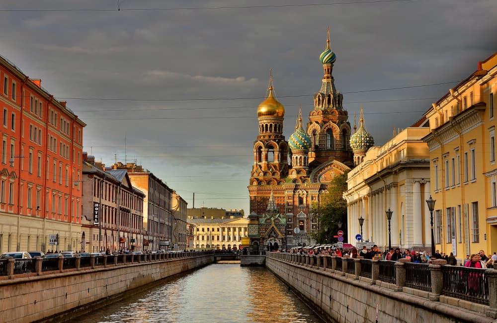 best cities st petersburg russia