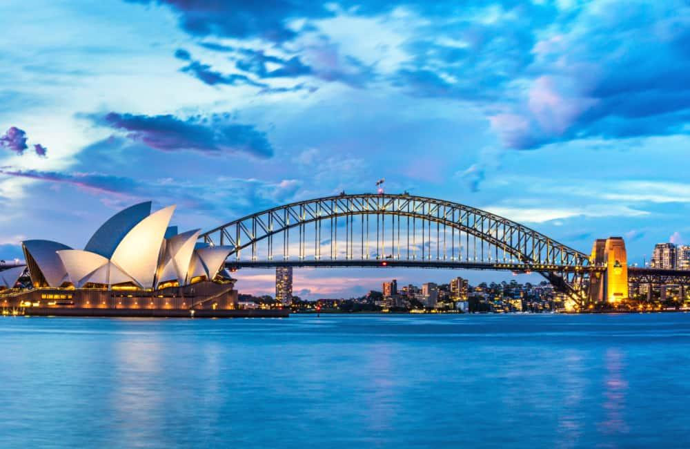 best cities sydney australia