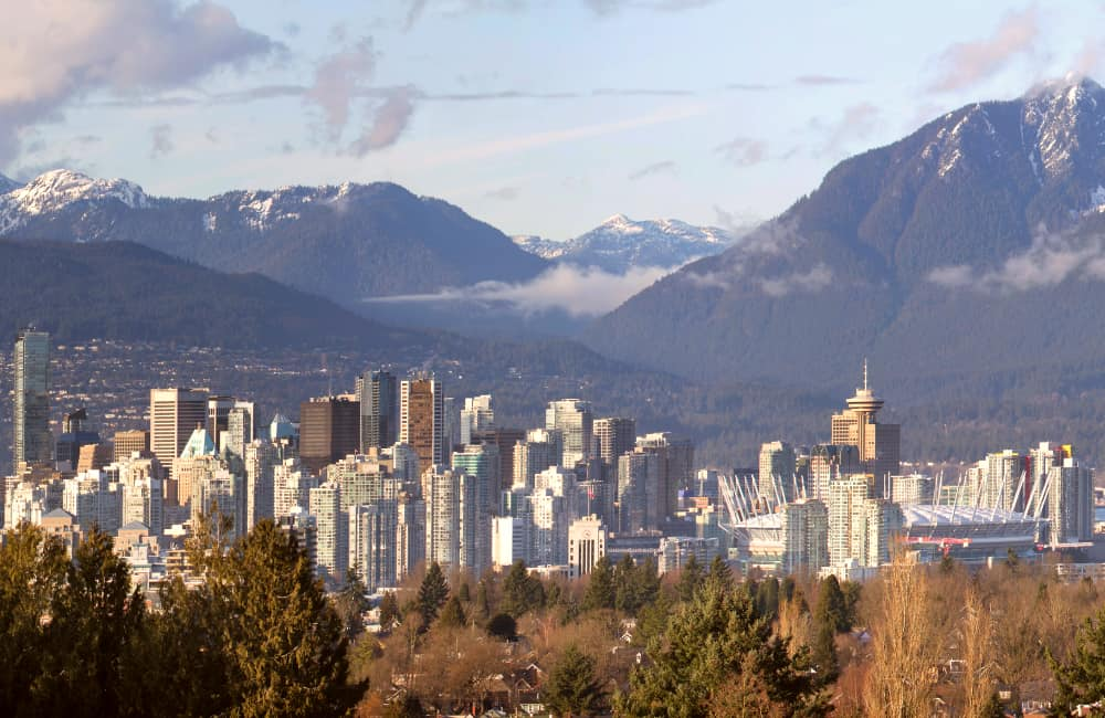 best cities vancouver canada