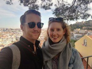 Jack and Hannah Monte Calma Algarve