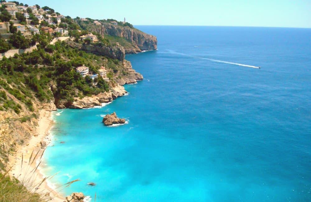 Javea - Playa Ambolo