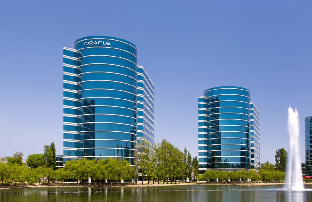 Oracle office Toronto